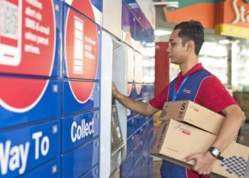 У Сінгапурі створюють мережу для безконтактної доставки товарів