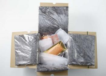 У Німеччині створили упаковку, що зберігає низьку температуру протягом доби
