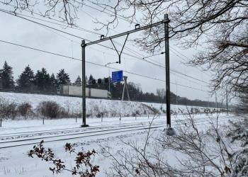 Снігопади повністю паралізували залізницю у Нідерландах