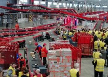 «Нова пошта» откроет во Львове еще один инновационный терминал