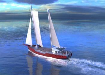 China Navigation замовляє вантажні судна на вітрилах