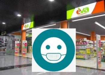 В мережі магазинів EVA запроваджені профілактичні заходи проти коронавірусу