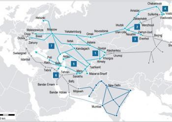 Maersk з'єднав Японію та Велику Британію залізничним інтермодальним маршрутом