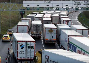 Проблеми на британському кордоні не закінчуються