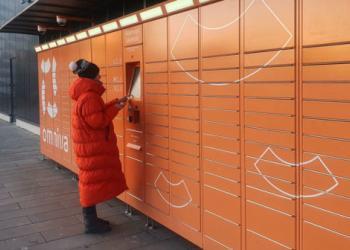 У Прибалтиці обсяг доставки посилок б'є різдвяні рекорди