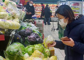 На Тайвані – рекордний спад продажів продовольчих товарів
