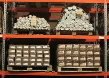 На всех производственных предприятиях места возникновения затрат примерно одни и те же. Это запасы готовой продукции, тара и упаковка, закупка расходных материалов и т.д.