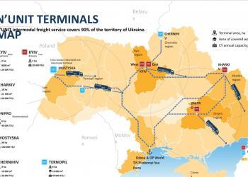У Євросоюзі очікують відкриття потужного терміналу на кордоні з Україною