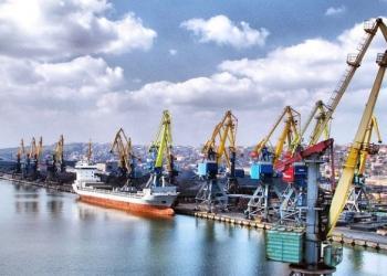 З початку року морські порти України обробили 55 млн тонн вантажів
