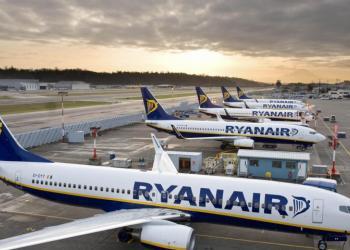 Ryanair повертається до України
