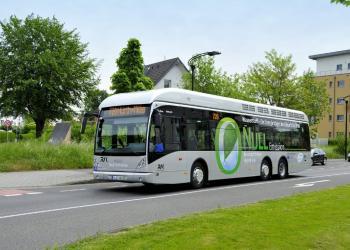 Кельн став столицею водневих автобусів