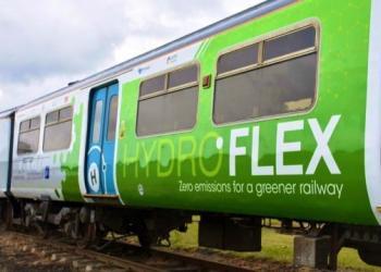 У Йоркширі дебютував перший водневий потяг