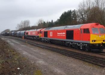 У Південному Уельсі розпочалася комерційна експлуатація залізничного локомотива на біопаливі