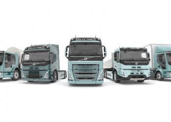Volvo Trucks анонсує старт продажів повністю електричних вантажівок