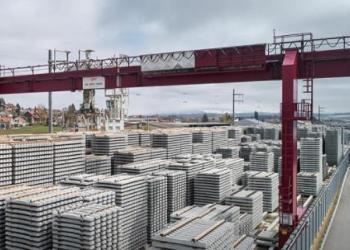 У Швейцарії вирішили давати «друге життя» відпрацьованим бетонним шпалам