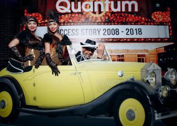 День рождения Quantum International