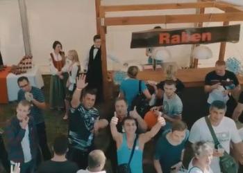 Команда Raben Group Ukraine відсвяткувала своє 15-ти річчя!