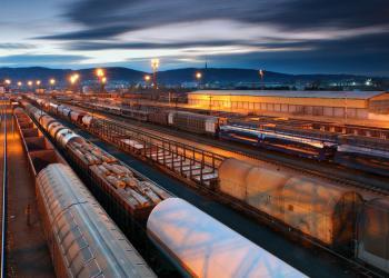 Наріжний камінь української логістики: залізничні перевезення в часи пандемії
