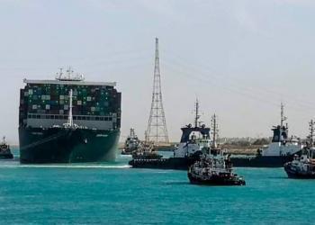 Адміністрація Суецького каналу зменшує компенсаційні вимоги на 300 млн доларів