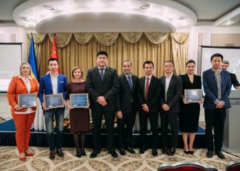 ZAMMLER GROUP получили Сертификат Члена Китайской Торговой Ассоциации
