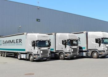 ZAMMLER предлагает услугу международной экспресс-доставки грузов до 1,1 т