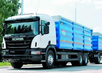OKKO Group збільшує парк автомобілів-зерновозів