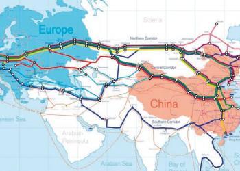 Італійська індустрія моди цікавиться залізничним сполученням з Китаєм