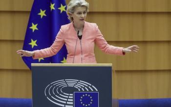 Європейська комісія створила антикризовий фонд у 750 млрд євро