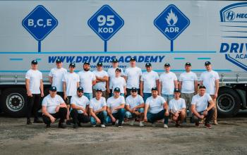 Компанія Hegelmann відкрила академію з навчання водіїв