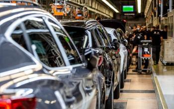 Дефіцит чипів призвів до зменшення обсягів перевезень нових автомобілів