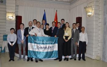 Делегація з КНР зустрілася із ZAMMLER для обговорення перспектив співпраці