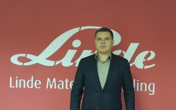 Зміни в топ-менеджменті компанії Linde Material Handling Ukraine