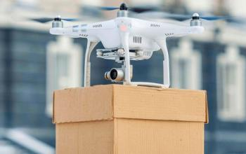 Прогноз: до 2023 року доставка комерційними безпілотниками стане звичним явищем