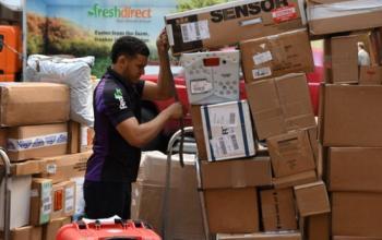 FedEx втрачає прибуток через брак робочої сили