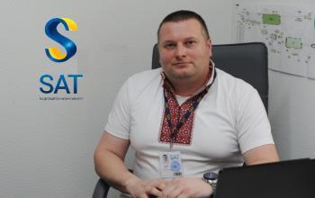 Сергей Флоров, директор логистики компании САТ: Оптимизация – это процесс непрерывный