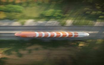 Неподалік від українського кордону збудують випробувальний полігон для потягів Magrail