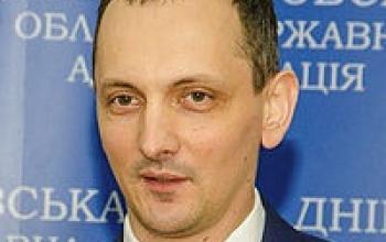 Советник главы Днепропетровской областной государственной администрации по вопросам региональных реформ Юрий ГОЛИК