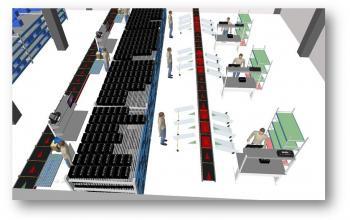Вибір типу системи сортування в умовах певного асортименту продукції та обмеженого складського простору і невеликого бюджету