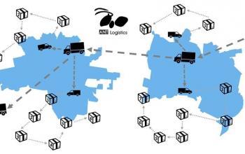 Муравьиная логистика: Кросс-маршруты, рассчитываем всю цепочку доставки