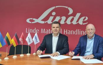 В компанії Linde Material Handling Ukraine змінився склад акціонерів