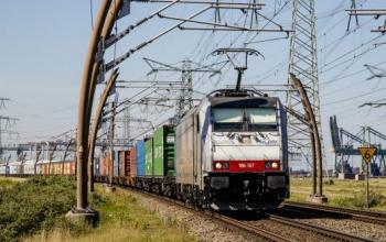 LTE запускає у Нідерландах потяги довжиною до 740 метрів