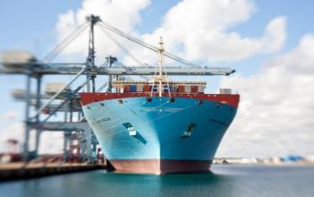 Maersk збільшує очікування прибутку на 43%