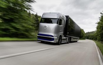Mercedes збирається випустити водневу вантажівку через 5 років