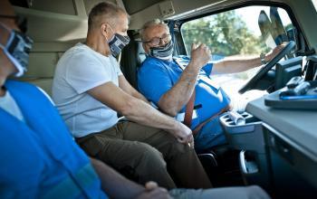 У Євросоюзі змінюють систему підготовки професійних водіїв