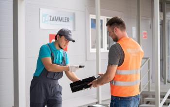 У Казахстані запрацював третій складський комплекс ZAMMLER GROUP – у місті Нур-Султан