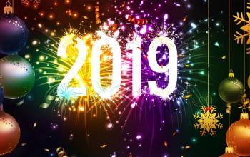 Новогодние поздравления логистов