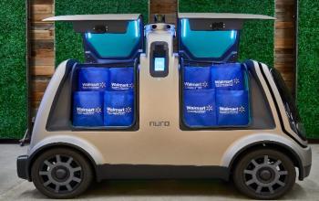 Walmart тестує автономну доставку продуктів