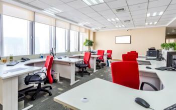 Арендные ставки на лучшие офисы Киева выросли на фоне ограниченного офисного предложения