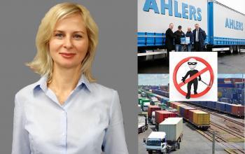 Оксана Богун: Повышение безопасности грузоперевозок