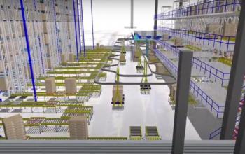 Автоматизация логистических процессов на печатном производстве в Польше